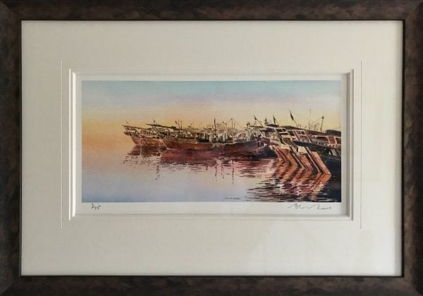 Dhows Paintings