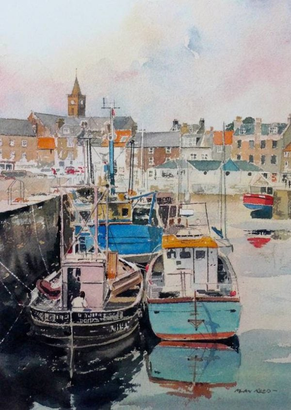 Buy Anstruther Prints