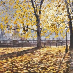 Buckingham Palace limited edition print by Alan Reed.jpeg