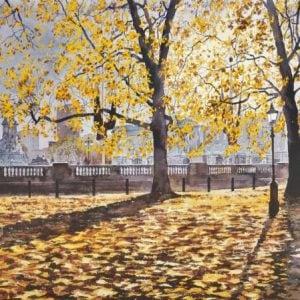 Buckingham Palace Art Prints