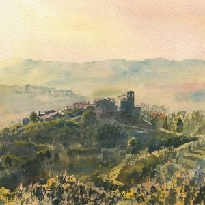 Umbria Original Paintings