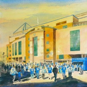 Chelseafootball prints