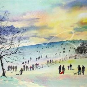 Town Moor Christmas Cards