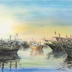Dhows Coming Home