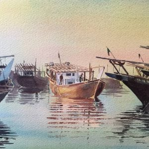Dhows Middle East