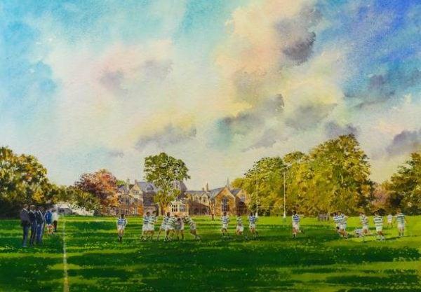 Durham School V Edinburgh