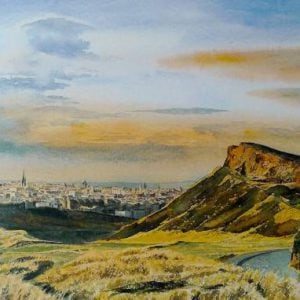 Edinburgh and the Crags.jpeg