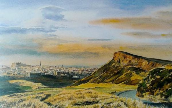 Edinburgh and the Crags.jpeg