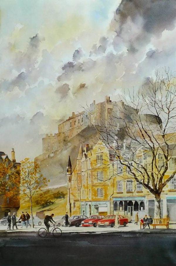 Edinburgh Castle from the Grasmarket.jpeg
