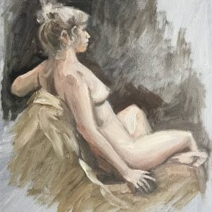 Figure Painting No 2