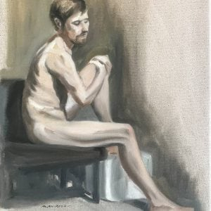 Contemporary Nude Paintings