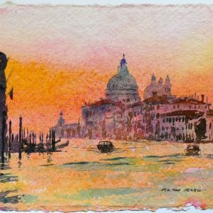 Venice Dawn Prints