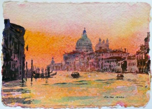 Grand Canal Venice Venetian Dawn.jpeg