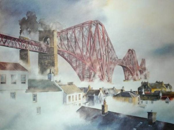 Haar on the Forth Rail Bridge Scotland.jpeg