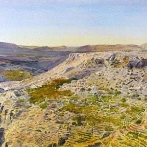 Jebel Akhdar Prints