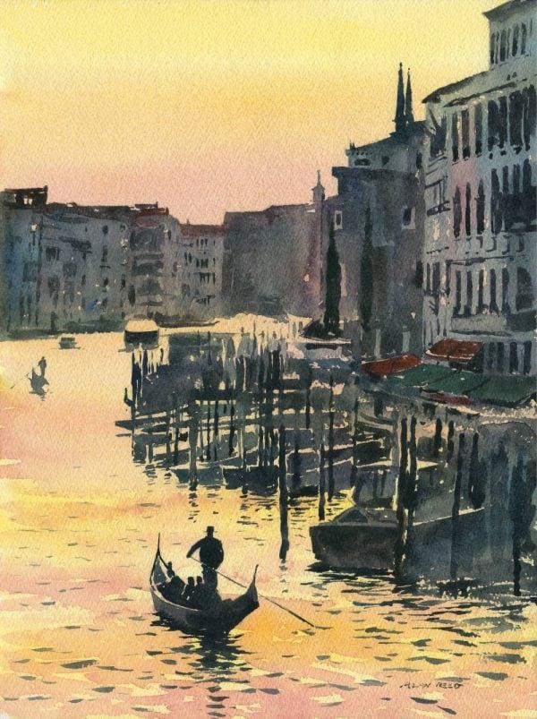 La Serenata a Rialto, Venezia.jpg