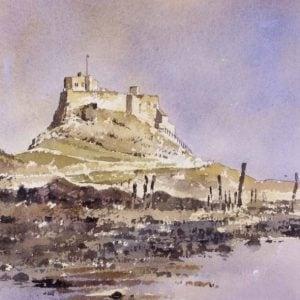 Lindisfarne Castle Northumberland.jpeg