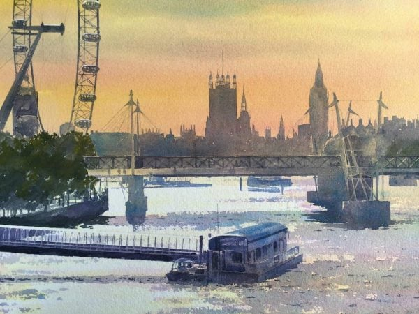 London Eye detail of limited edition print.jpg