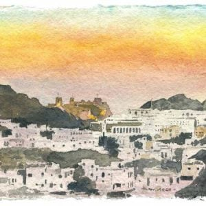 Muscat Oman Paintings and Prints.jpeg
