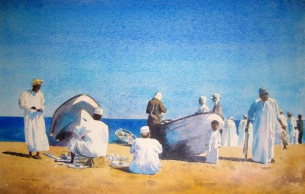 Paintings of Oman, Gulf Art.jpeg