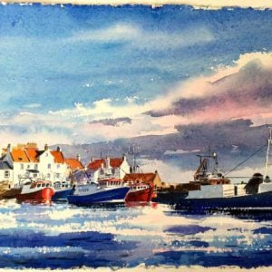 Pittenweem Scotland