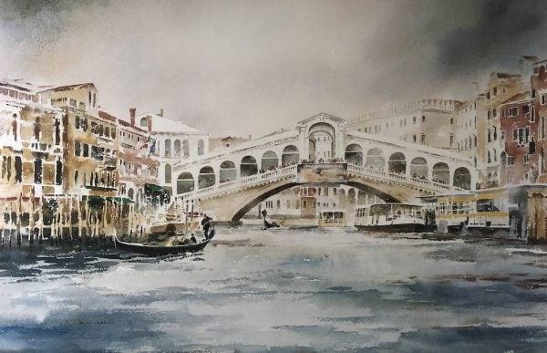 Ponte Rialto, Venice £72.jpg