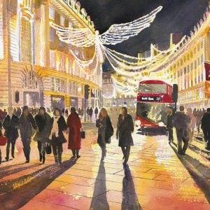 Regent Street Paintings