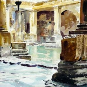 Paintings of Bath