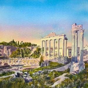 Roman Forum, .JPG