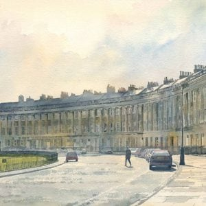 Prints of Bath