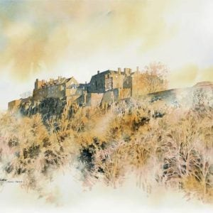 Stirling Castle Print