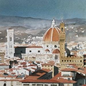 Duomo Florence Prints