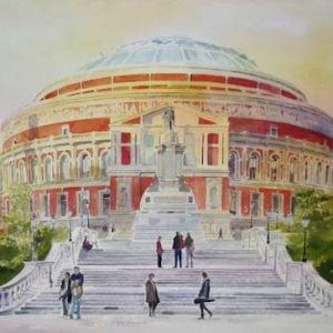 Royal Albert Hall Prints