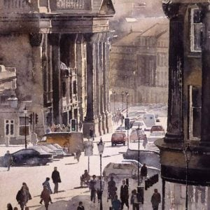 Theatre Royal Grey Street Prints