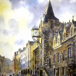 Tolbooth EdinburghPrints