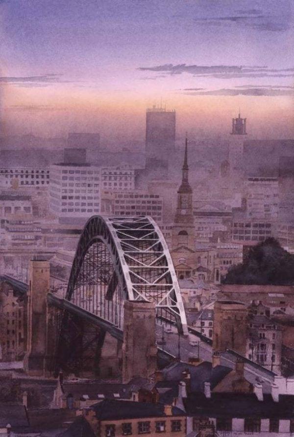 Tyne Bridges Newcastle