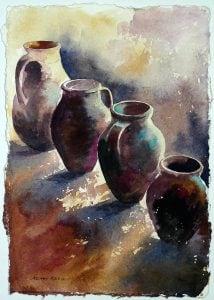 Vasi di Terracotta COVID 19