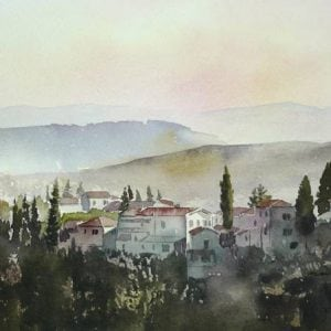 Tuscany Paintings