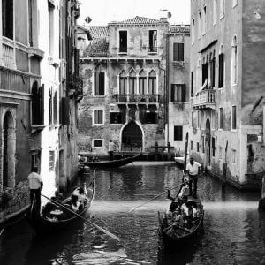Working the Canal, Venice low.jpg