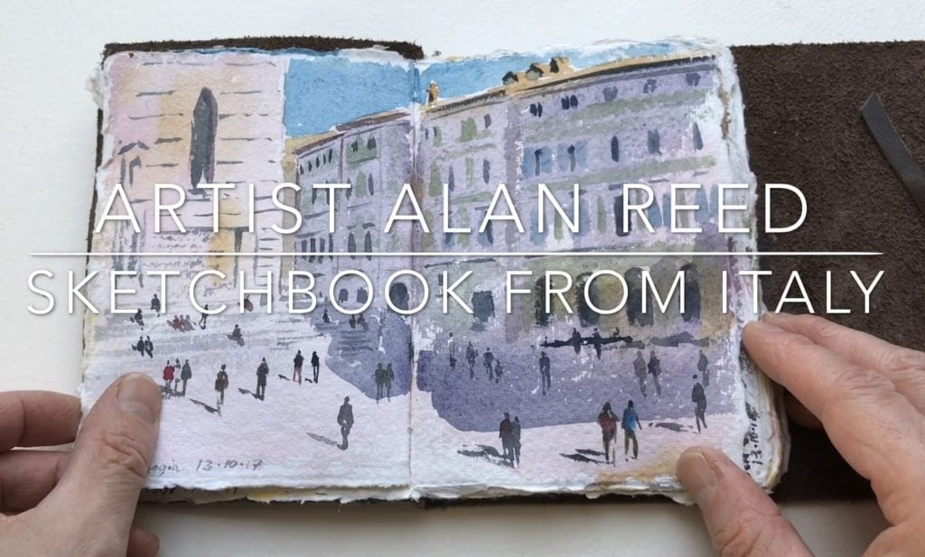 Alan Reed Learn to Paint