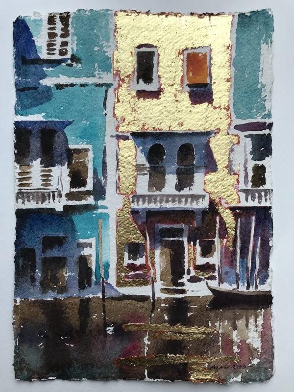 Gold House Venice Original