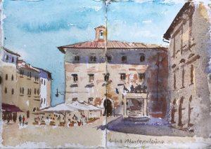 COVID 19 Montepulciano
