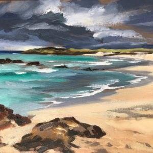 Original Artwork Tiree Scotland