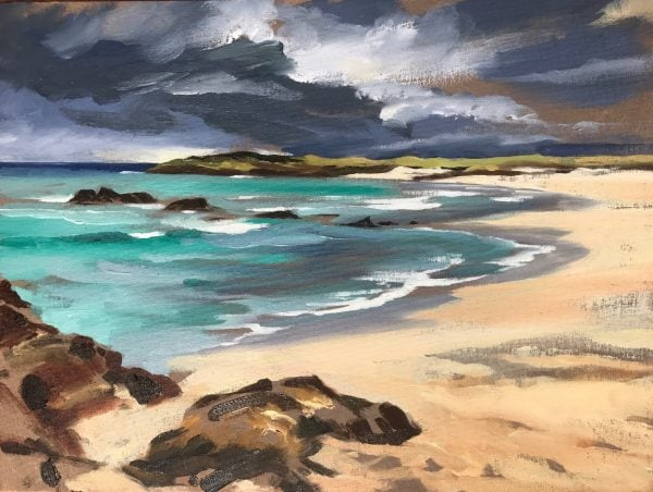 Original Artwork Tiree Scotland