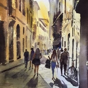 Florence Paintings for Sale