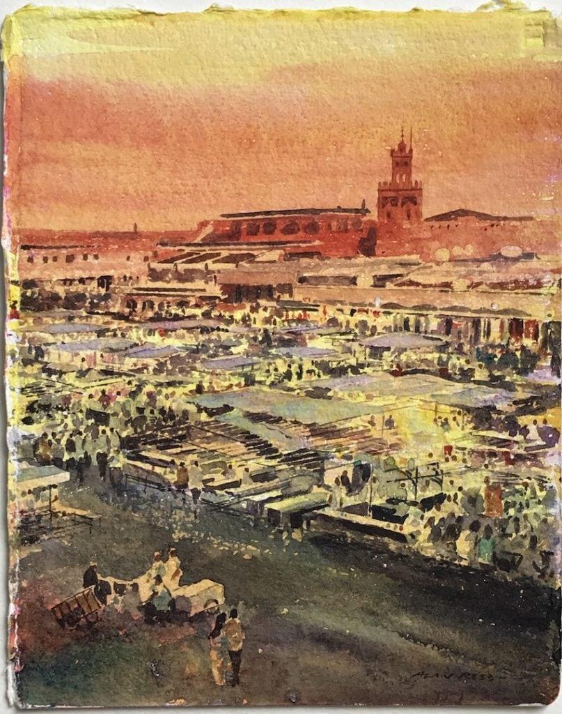 El Fna Square Marrakech