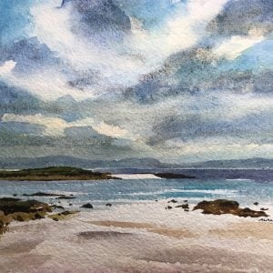 Paintings of Northumberland