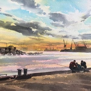 Paintings North Shields