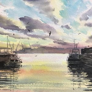 North Shields Paintings