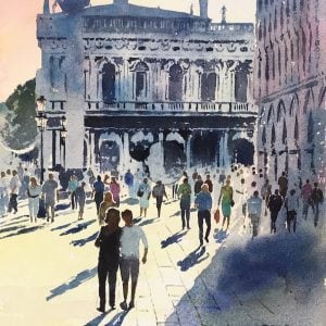 Paintings of Italy